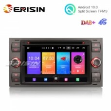 "TM2766F 7"" Navigatie Android 10 RadioDVD Ford Fiesta Kuga Fusion Focus Mondeo"