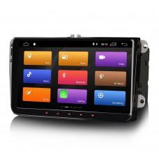 "TM3091V 9"" Navigatie Android 10 Radio VW Passat CC Golf Touran Polo Seat"