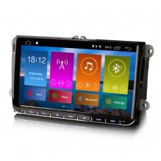 "TM3101V 9"" Navigatie Android 10 CarRadio VW Passat CC Golf Touran Polo Seat"