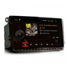 "TM4291V 9"" Navigatie CarRadio VW Seat Skoda Android 10"