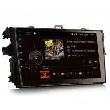 "TM4297A 9"" Navigatie Android10 CarRadio TOYOTA AURIS COROLLA-ALTIS"