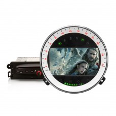 "TM5108M 7"" Navigatie Android 10.0 DVDPlayer BMW Mini Cooper"