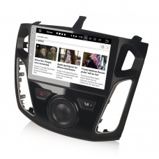 "TM5195F 9"" Navigatie Android 10 CarRadio Ford Focus"