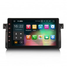 "TM8103B 9""Navigatie Android 10.0 CarRadio BMW 3 Series E46"