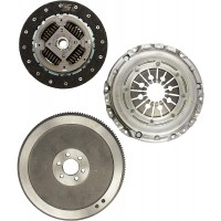 Kit placa presiune+volanta masa dubla+disc ambreiaj 022141015AA, 022141015S, 03G105266AF, 03G105266BB